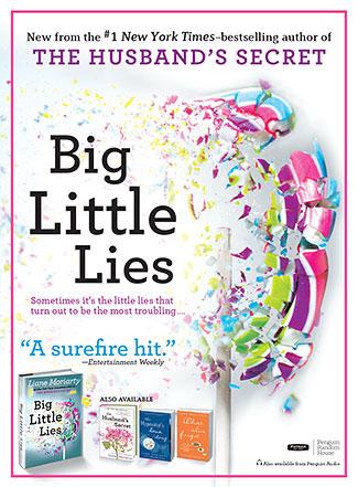 Summary of big little lies book